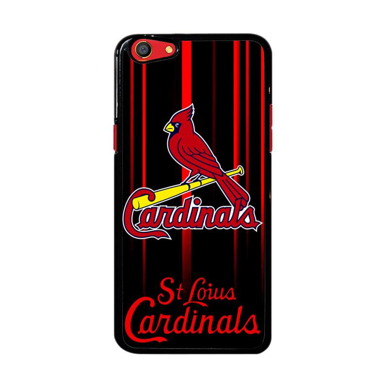 Flazzstore St. Louis Cardinals Logo Z3317 Custom Casing for Oppo F3