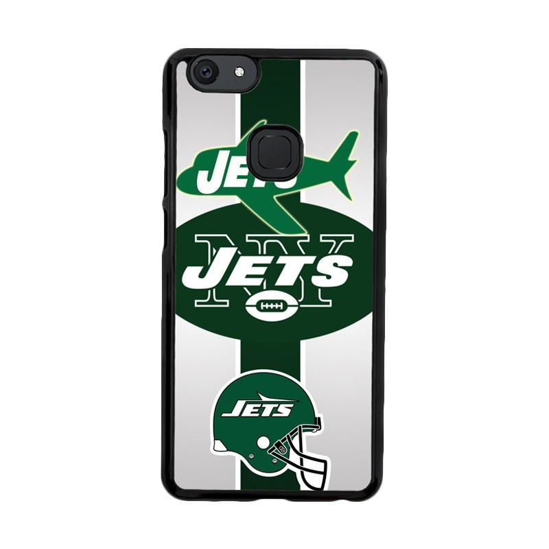 Flazzstore New York Jets Z2998 Custom Casing for Vivo V7 Plus