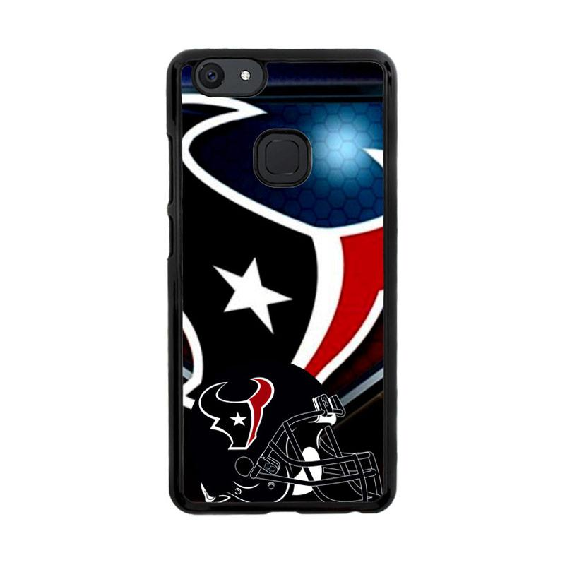 Flazzstore Houston Texans Logo Z3003 Custom Casing for VIVO V7 Plus