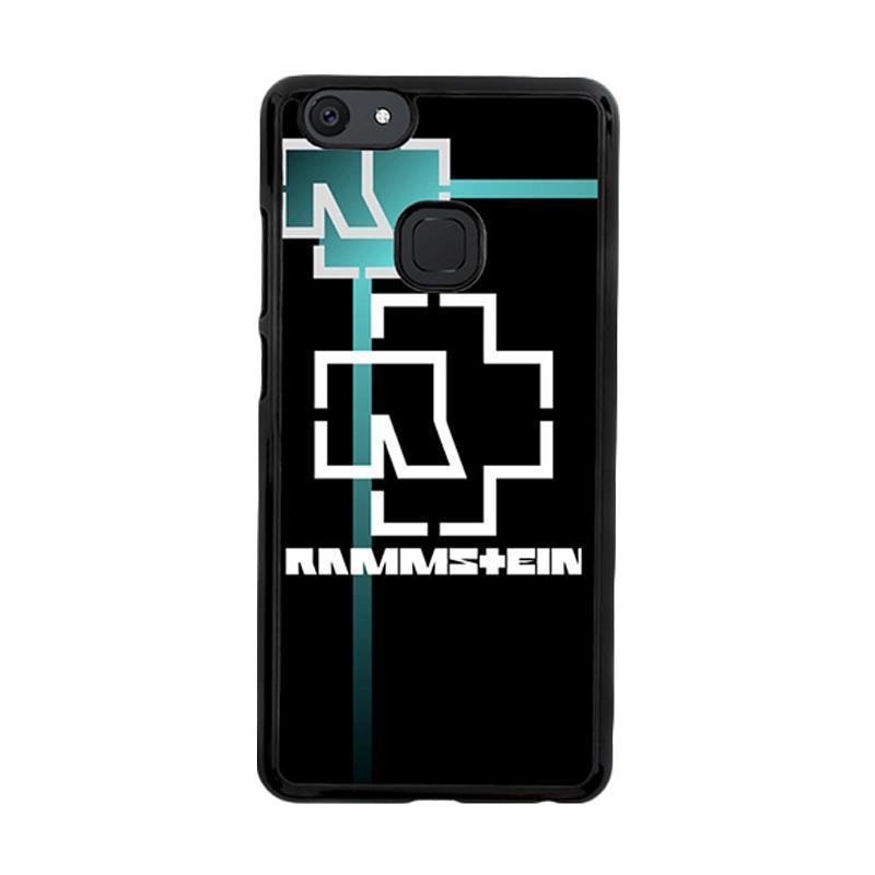 Flazzstore Rammstein Logo Z3536 Custom Casing for VIVO V7 Plus