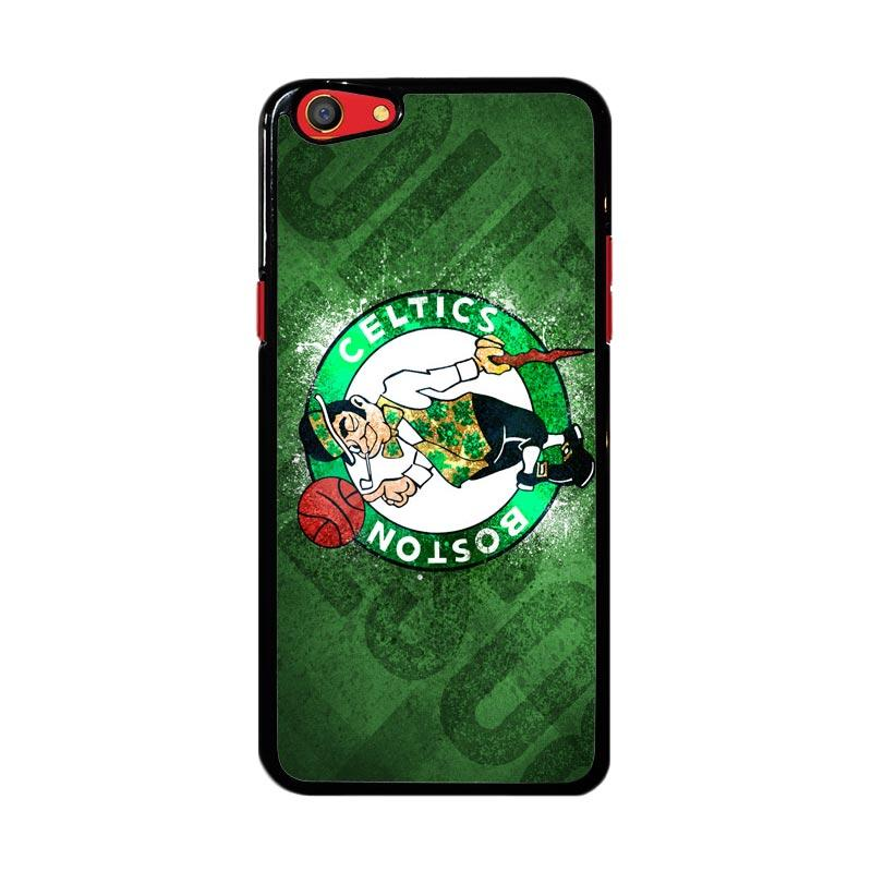 Flazzstore Boston Celtics Z4133 Custom Casing for Oppo F3