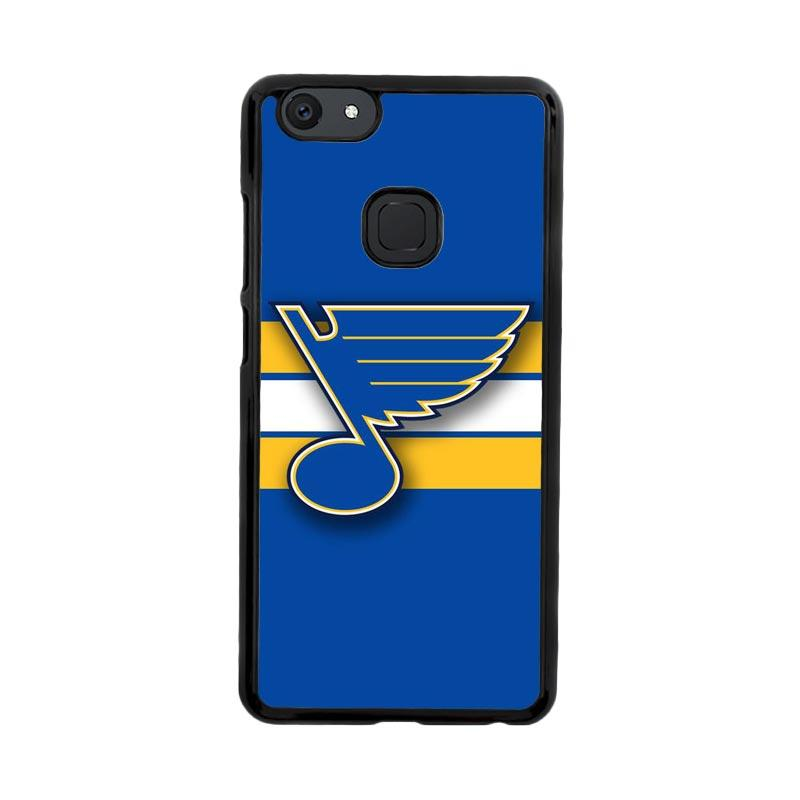Flazzstore St Louis Blues Logo Z4137 Custom Casing for Vivo V7 Plus