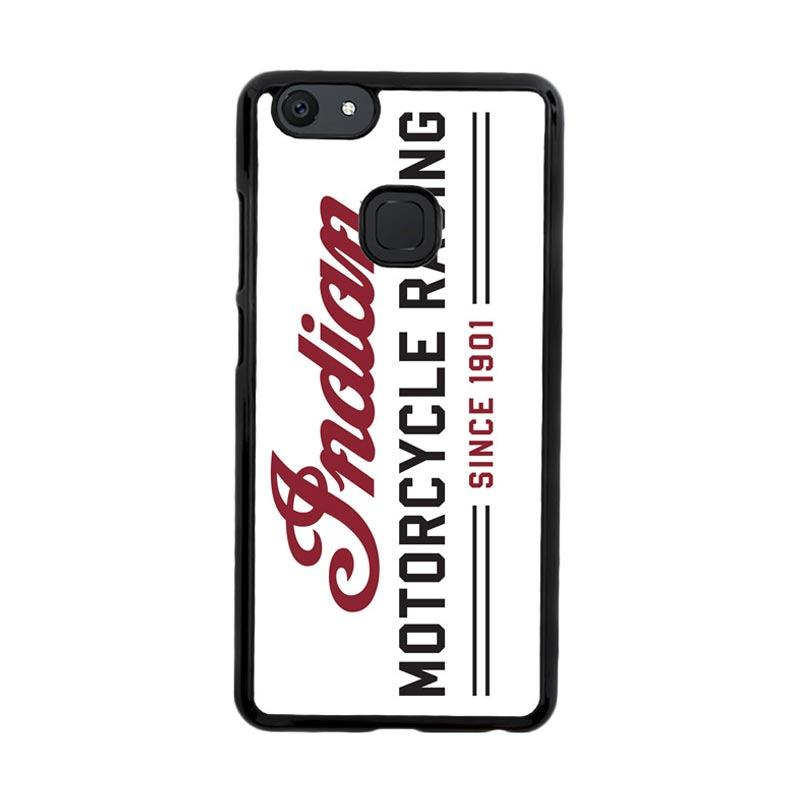 Flazzstore Indian Motorcycle Z4727 Custom Casing for Vivo V7 Plus