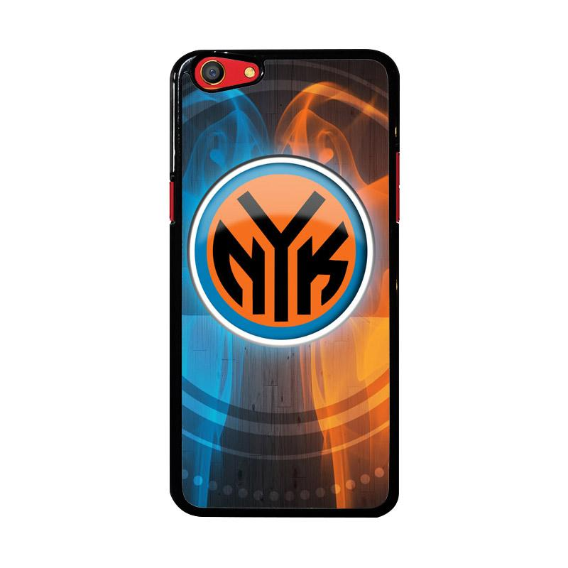 Flazzstore New York Knicks Logo Z5029 Custom Casing for Oppo F3