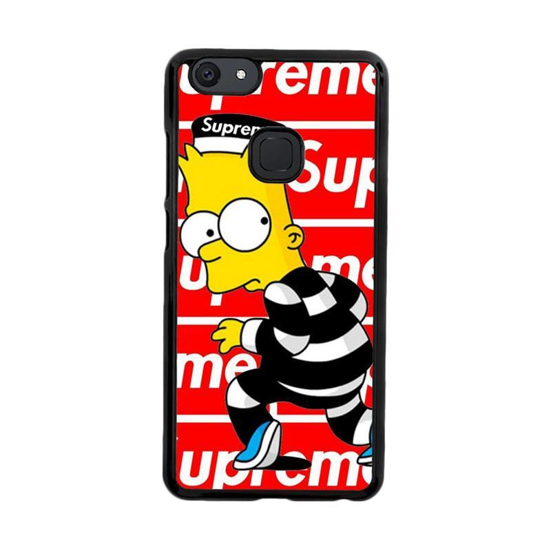 Flazzstore Supreme Simpsons Z5202 Custom Casing for Vivo V7 Plus