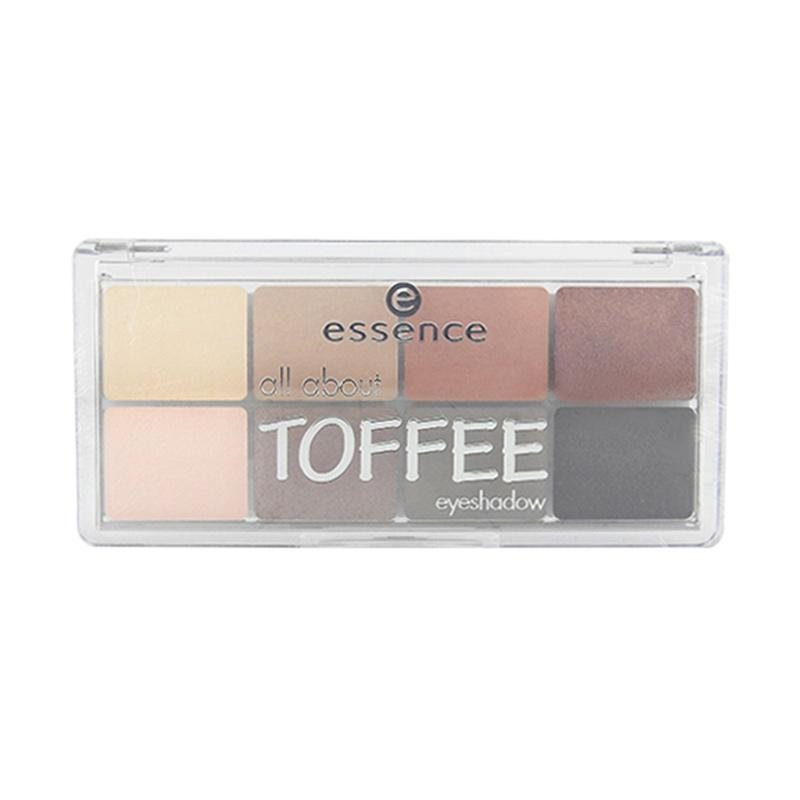 Essence All About Toffee Eyeshadow - Shade 06 Toffee [9.5 g]