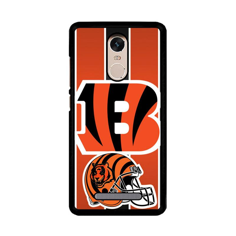 Flazzstore Cincinnati Bengals Z3001 Custom Casing for Xiaomi Redmi Note 3 or 3 Pro