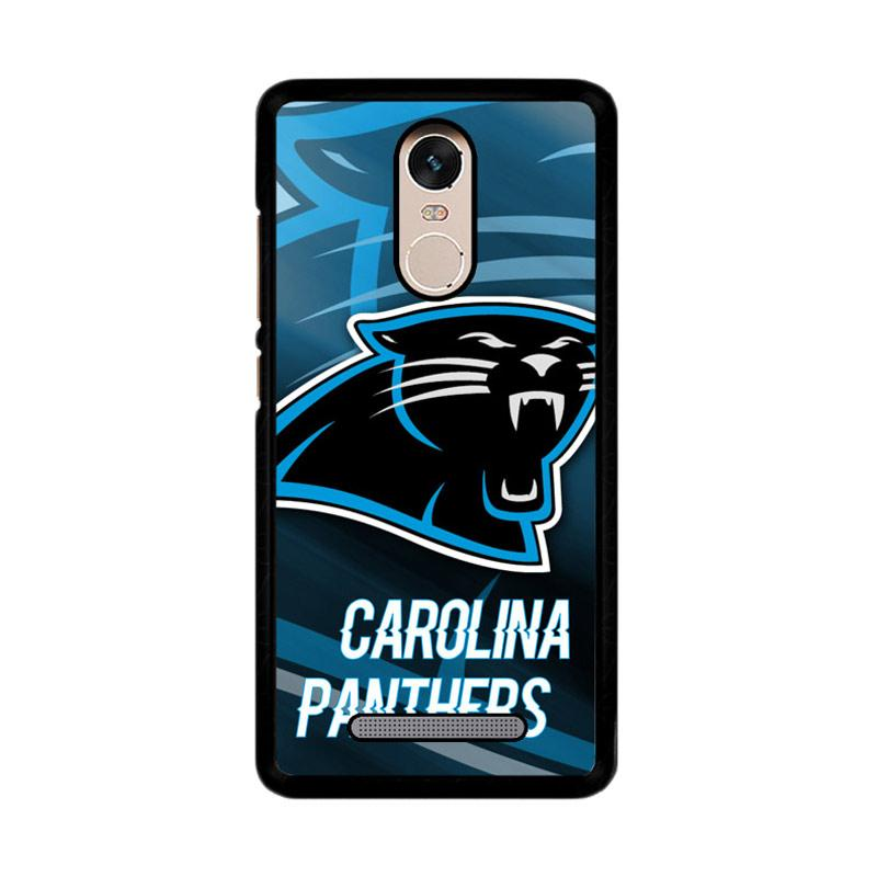 Flazzstore Carolina Panthers Z3023 Custom Casing for Xiaomi Redmi Note 3 or Note 3 Pro
