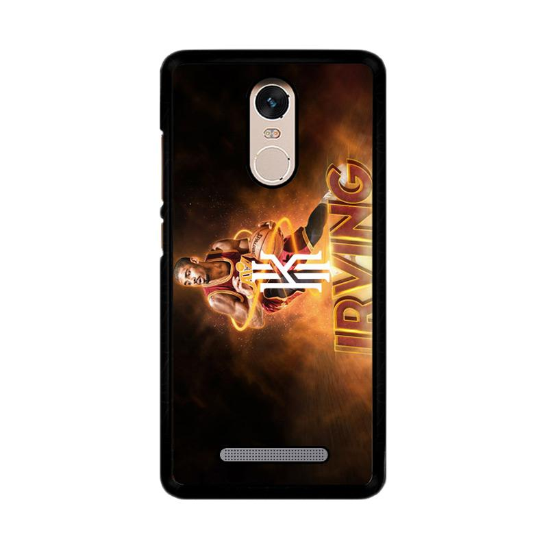 Flazzstore Kyrie Irving Fire Z3893 Custom Casing for Xiaomi Redmi Note 3 or 3 Pro