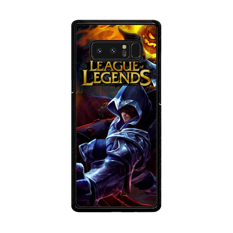 Flazzstore League Of Legends Talon Z2669 Custom Casing for Samsung Galaxy Note 8