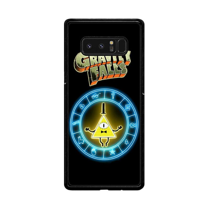 Flazzstore Gravity Falls Z2944 Custom Casing for Samsung Galaxy Note8