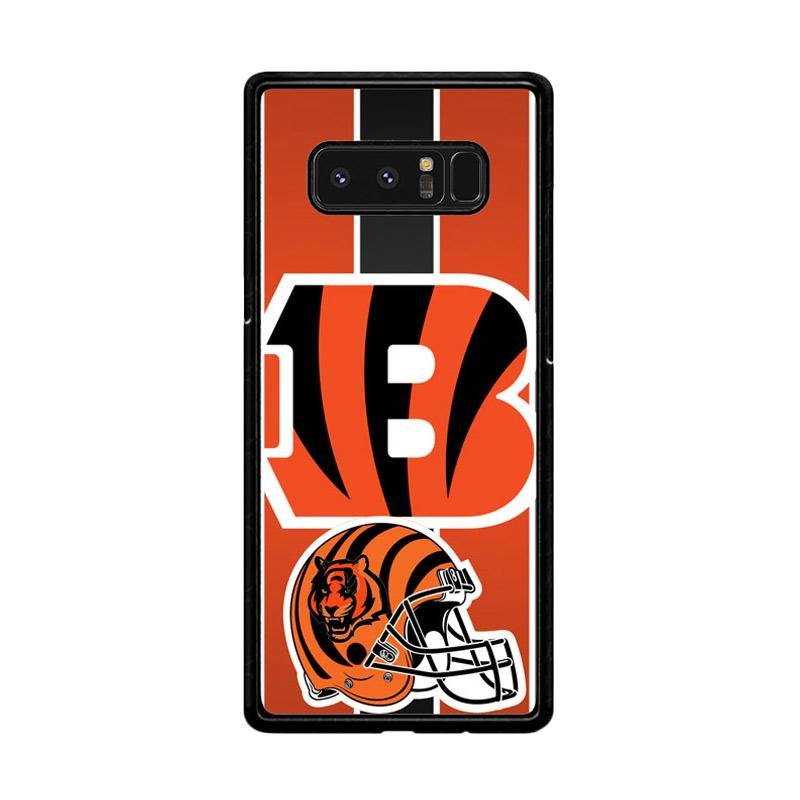 Flazzstore Cincinnati Bengals Z3001 Custom Casing for Samsung Galaxy Note8