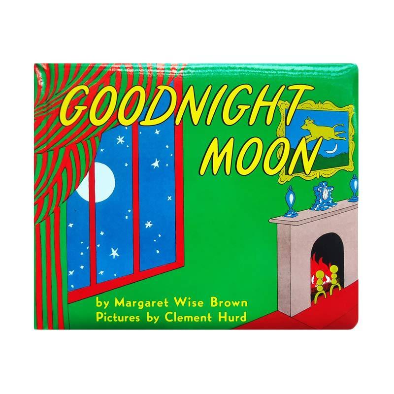 Genius Goodnight Moon Storybook Buku Anak