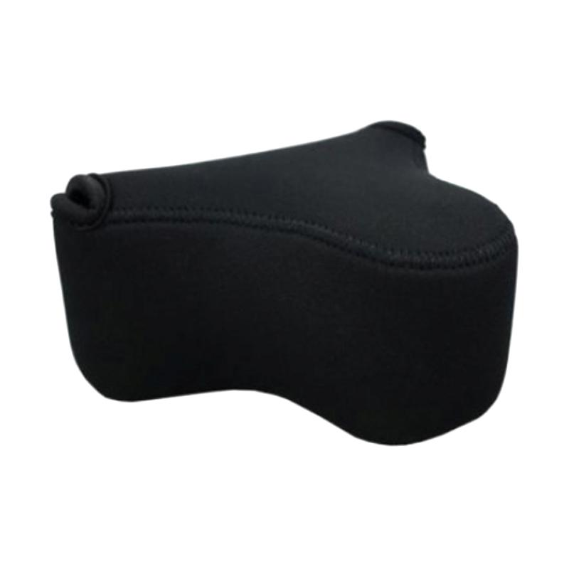 harga Rabu Cantik - Third Party OC-S2 BK OC-S Series Pouch for Camera Mirrorless - Black Blibli.com