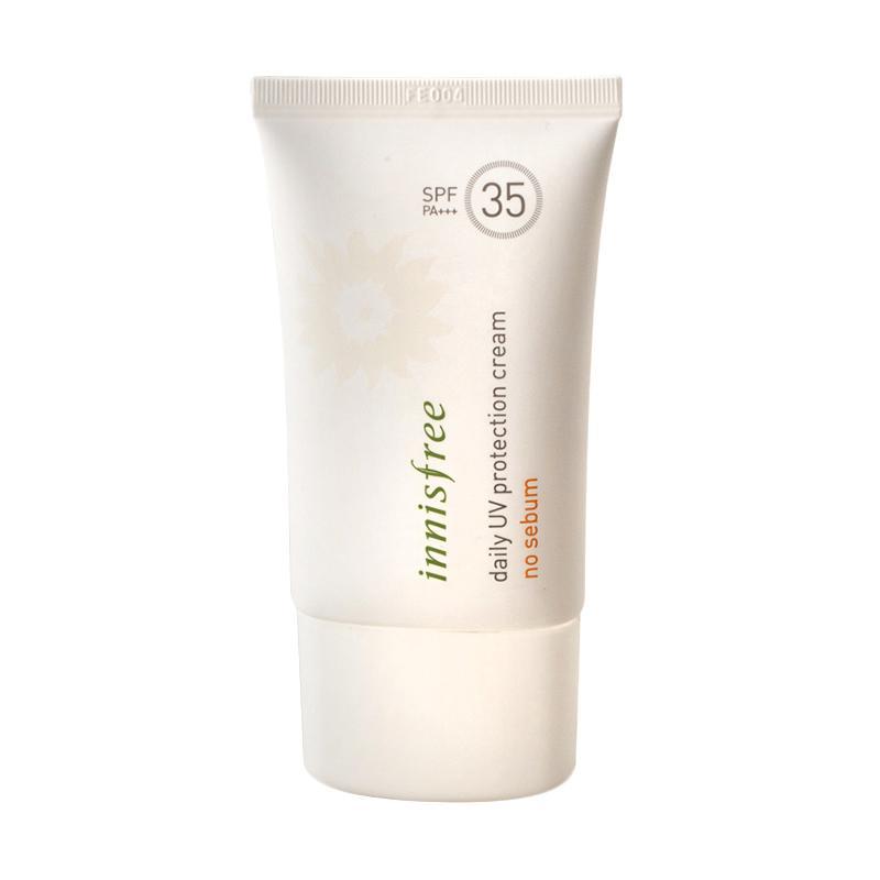 Innisfree Daily UV Protection Cream [No Sebum/ SPF 35]