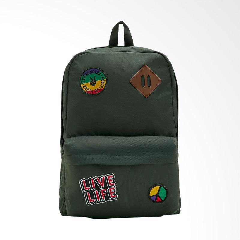 Tendencies PAZ Backpack - Marker Green