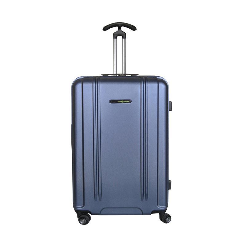 Traveler's Choice Greensboro Hardcase Koper - Navy [Large/31 Inch]