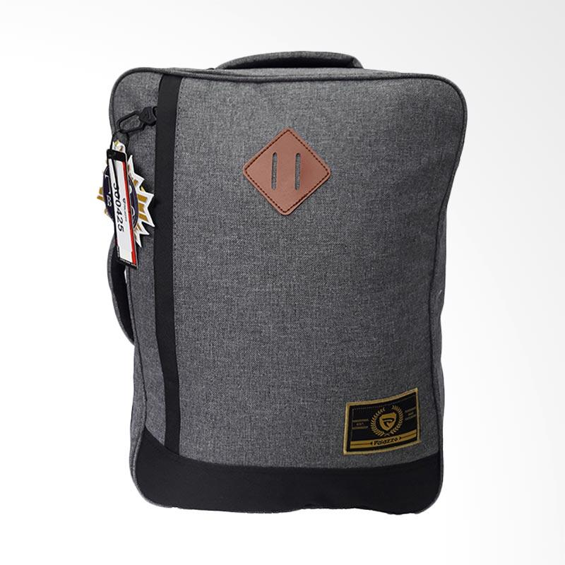 Palazzo 3 in 1 Multifungsi Backpack - Grey [300425]