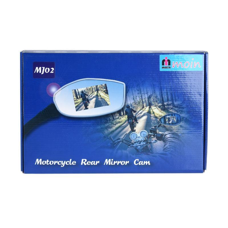 Moin MJ02 Motorycle Rear Mirror Camera