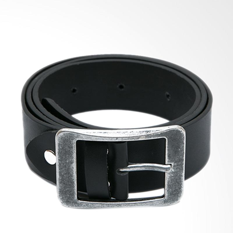 Tendencies Vintage Belt Ikat Pinggang - Black