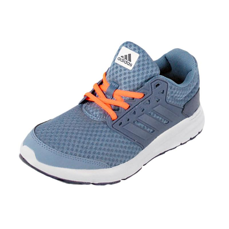 adidas Galaxy 3 Wmns Shoes Sepatu Running Wanita - Navy [BB4367]