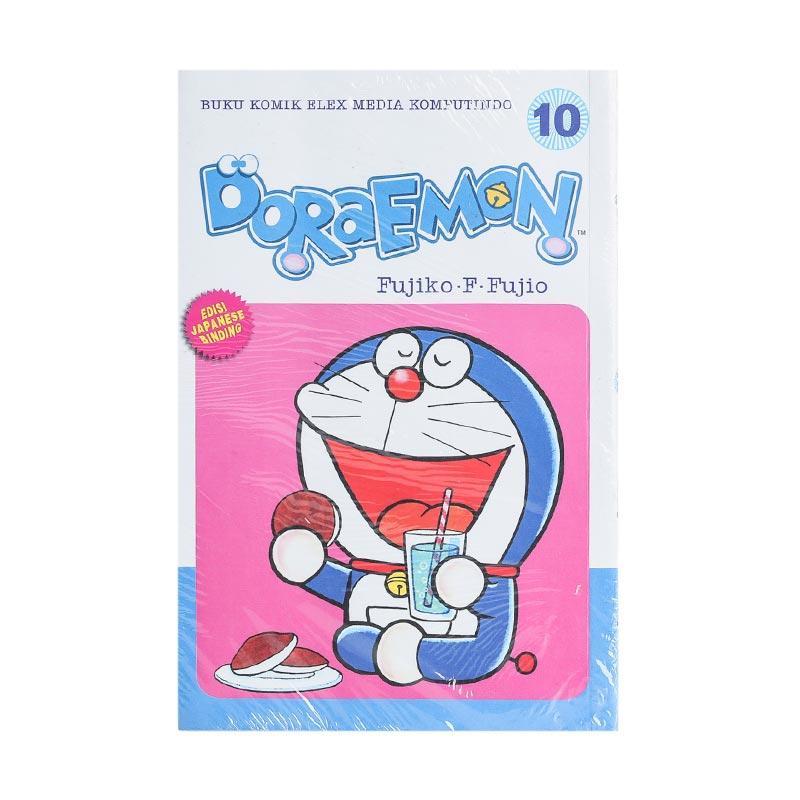 Elex Media Komputindo Doraemon 10 200683871 by Fujiko F. Fujio Buku Komik [Terbit Ulang]