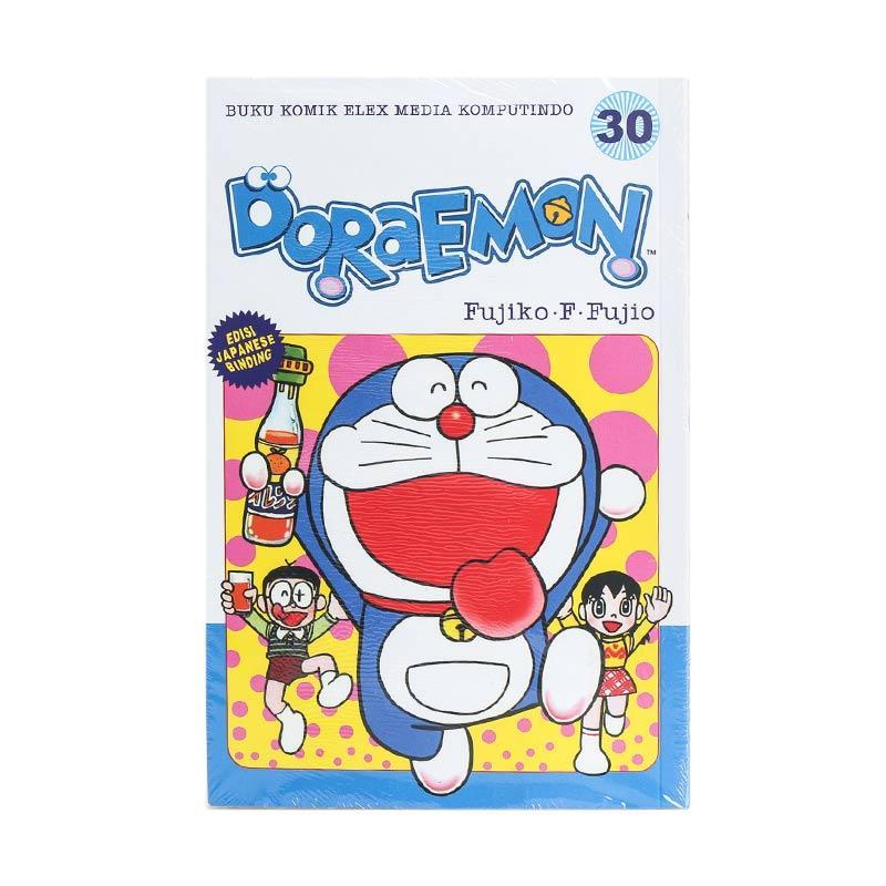Elex Media Komputindo Doraemon 30 203176600 by Fujiko F. Fujio Buku Komik [Terbit Ulang]
