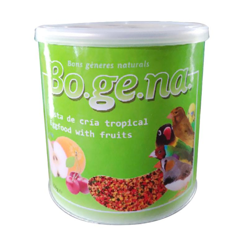 Bogena Egg Food with Fruits Pakan Burung Lovebird & Kenari