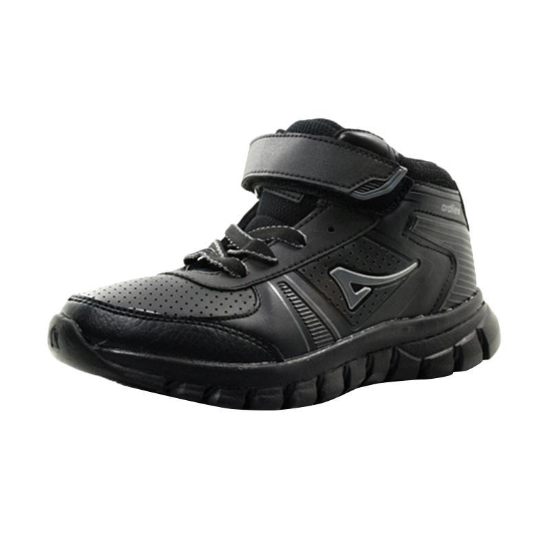 harga Ardiles Vitara Sepatu Sekolah Anak - Hitam Blibli.com