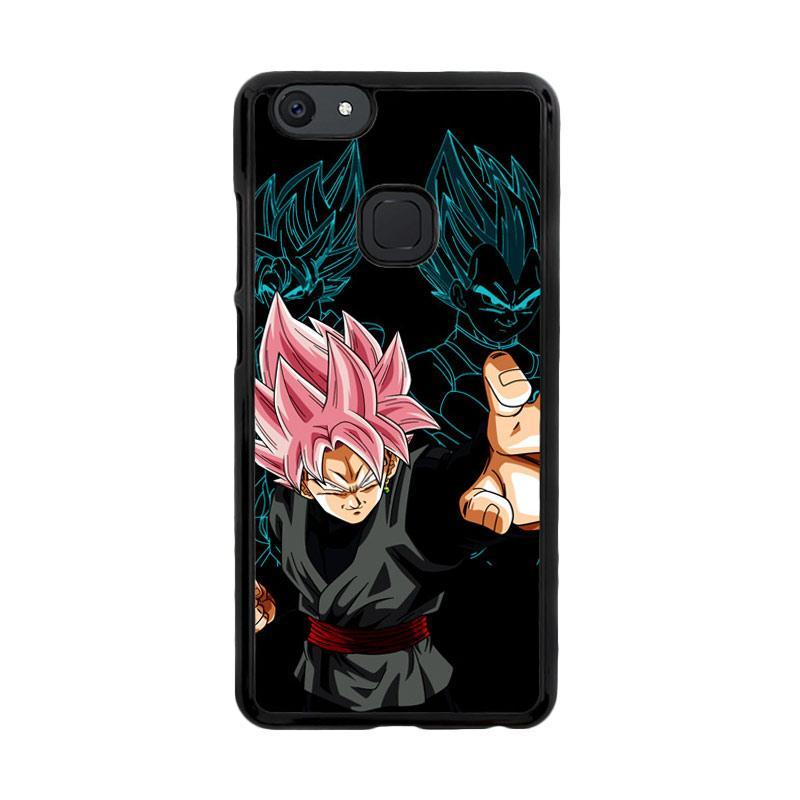 Flazzstore Dragon Ball Super Black Goku Z3887 Custom Casing for Vivo V7
