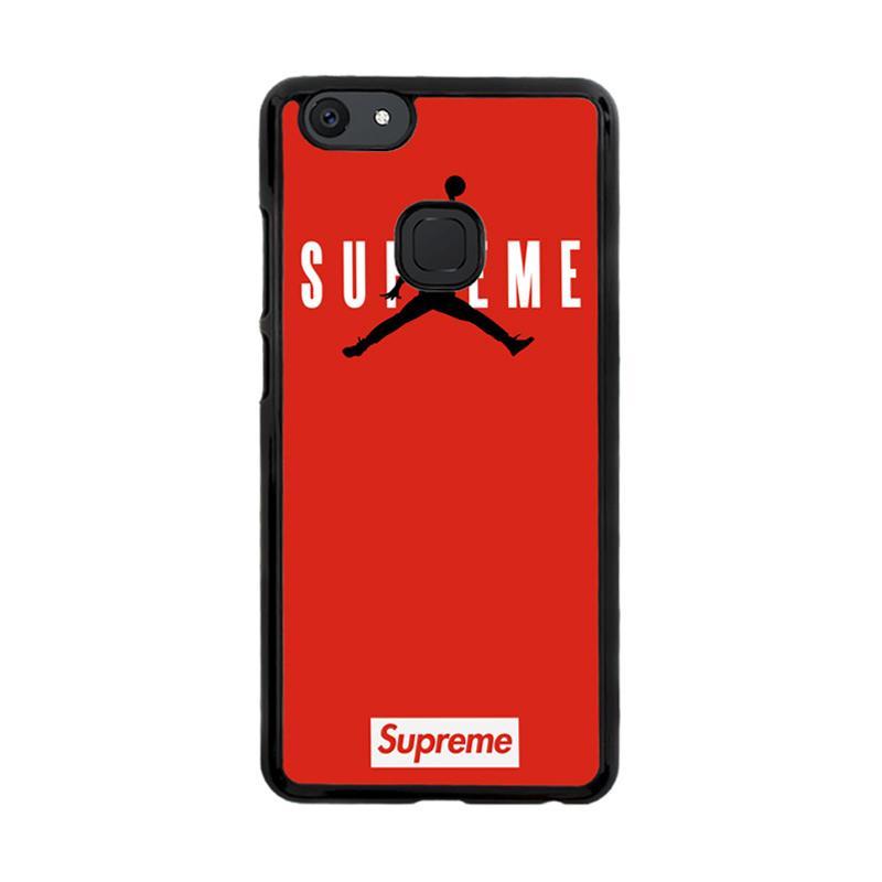 Flazzstore Supreme Jordan Logo Z4157 Custom Casing for Vivo V7