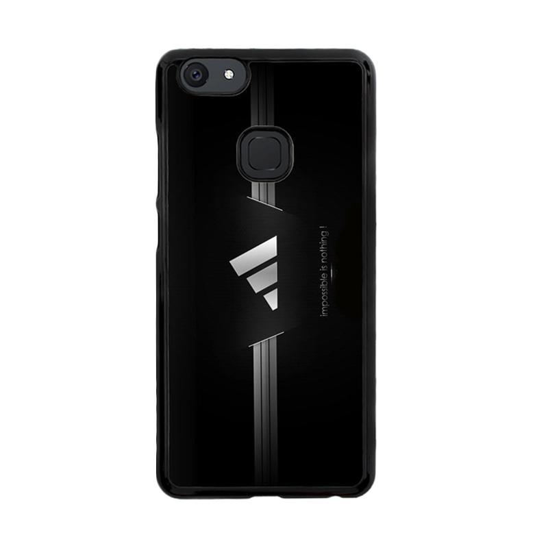 Flazzstore Adidas Black Z4334 Custom Casing for Vivo V7