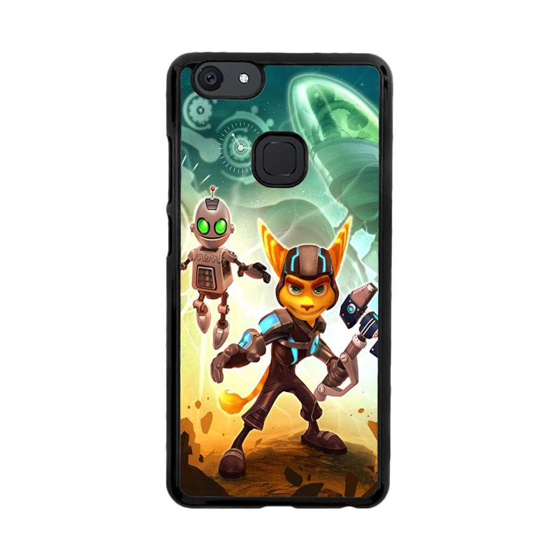 Flazzstore Ratchet And Clank Z1150 Custom Casing for Vivo V7