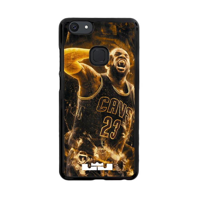 Flazzstore Lebron James Fire Z4789 Custom Casing for Vivo V7