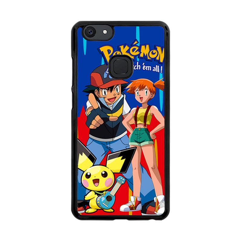 Flazzstore All Pokemon Considered Gotta D0188 Custom Casing for Vivo V7