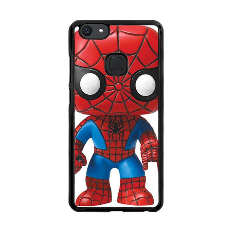 Flazzstore Funko Pop Spiderman F0002 Custom Casing for Vivo V7