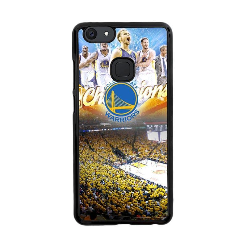 Flazzstore Golden State Warriors Nba Champions X3183 Custom Casing for Vivo V7