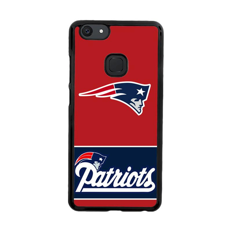 Flazzstore New England Patriots Logo X3220 Custom Casing for Vivo V7