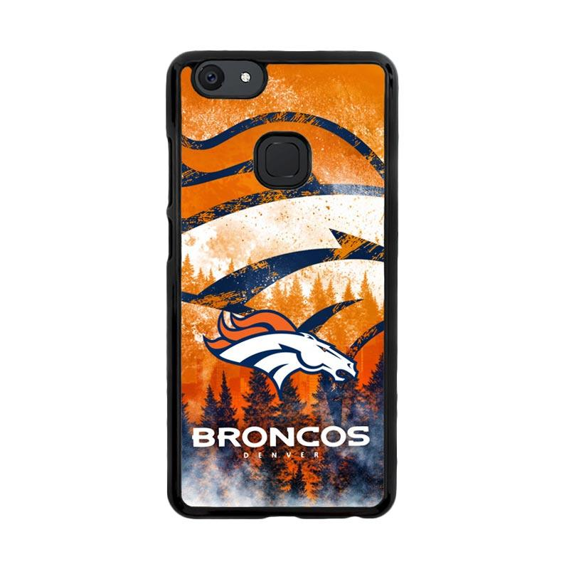 Flazzstore Denver Broncos X3282 Custom Casing for Vivo V7