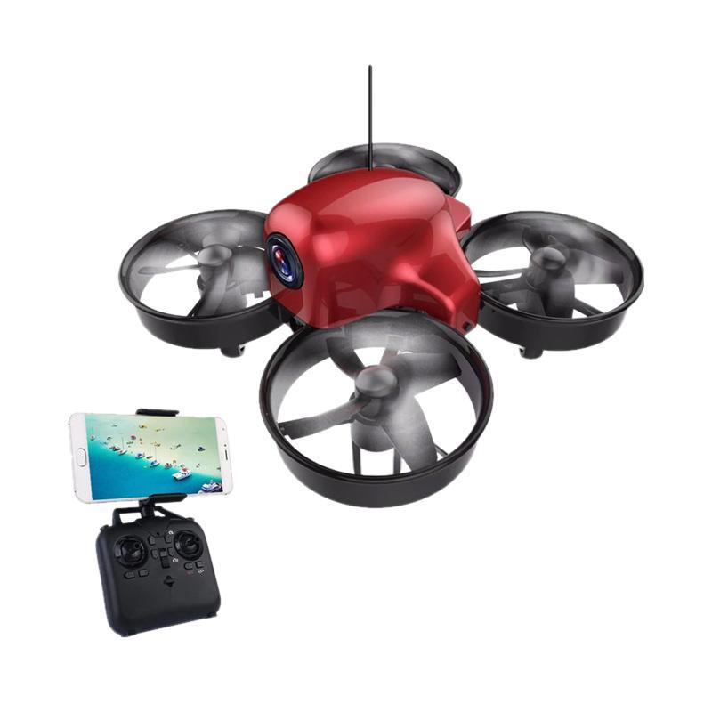 harga AI JIAN AJ100WH Altitude Hold WiFi FPV Camera Mini Drone Blibli.com