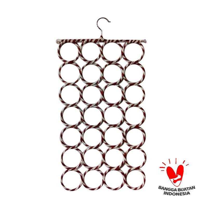 Kobucca Shop Hanger Ring Gantungan Hijab Multifungsi