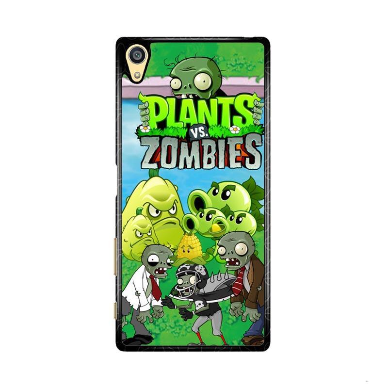 harga Flazzstore Plants Zombie D125 Custom Casing for Sony Xperia Z5 Premium Blibli.com