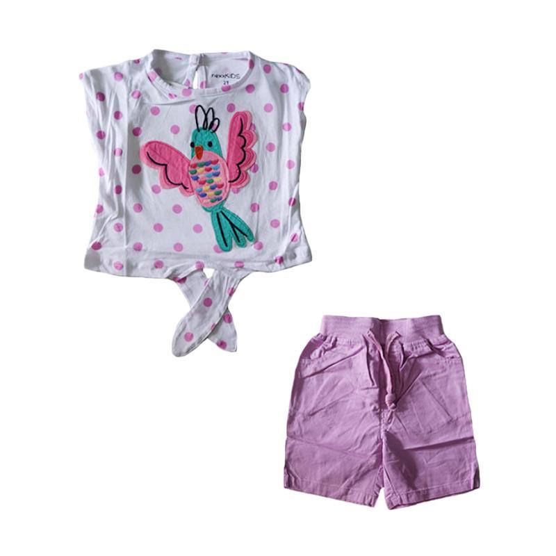harga Nexx Kupu-Kupu Setelan Baju Anak Blibli.com