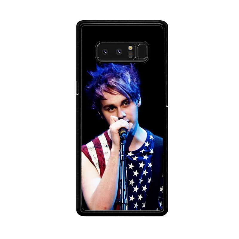 harga Flazzstore Michael Clifford 5 Second X0242 Custom casing for Samsung Galaxy Note 8 Blibli.com