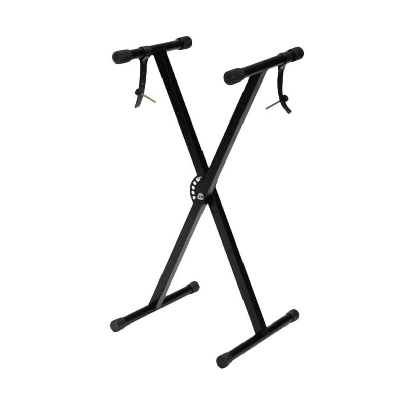 harga Dreamwood Single Keyboard Stand - Hitam Blibli.com