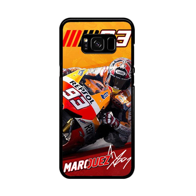 Acc Hp Marc Marquez 93 W4964 Casing for Samsung Galaxy S8