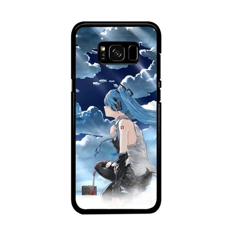 harga Acc Hp Hatsune Miku Vocaloid S0050 Casing for Samsung Galaxy S8 Blibli.com