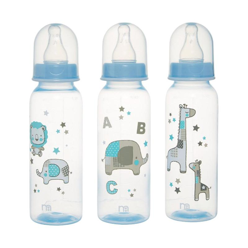 Mothercare Standard Botol Susu Bayi Blue