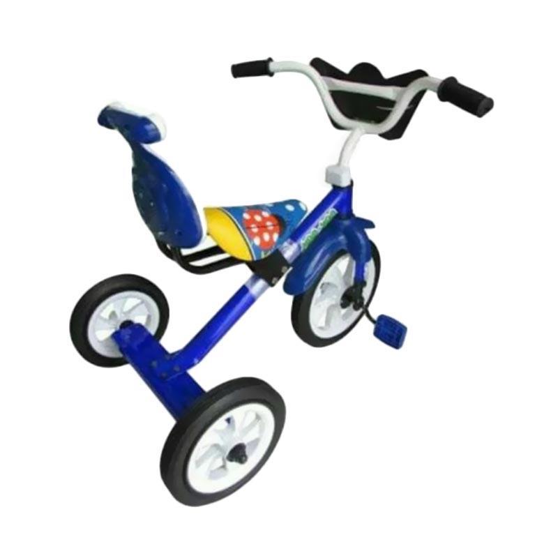 harga YOEYOE CGC Tricycle Sepeda Anak - Biru [Roda Tiga] Blibli.com