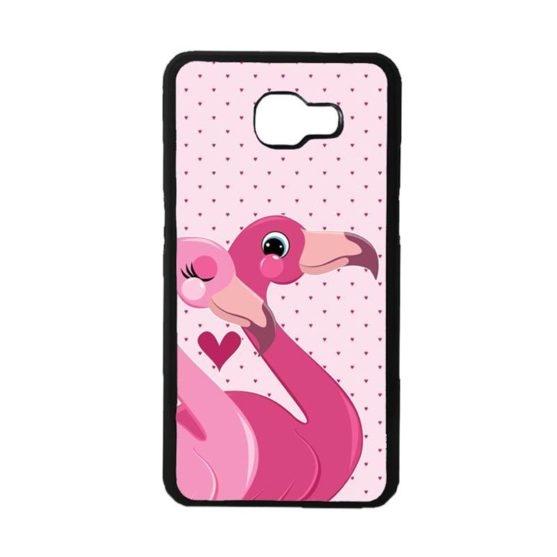 harga Acc Hp Flamingo Love Birds E1474 Casing for Samsung Galaxy A5 2017 Blibli.com